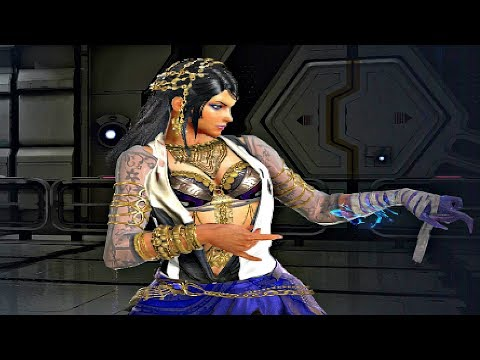 No Season 1 Outfits For Zafina Tekken 7 General Discussions