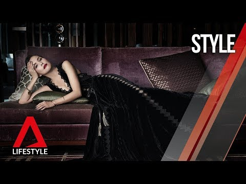 Zoe Tay wears the season's sizzling lingerie-inspired trend | CNA Lifestyle