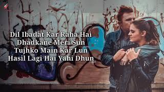 Dil Ibadat Lyrics   Tum Mile   KK   Emraan Hashmi   - YouTube