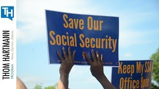 The Tactical Battle To Save Social Security (w/Guest Ebony Land)