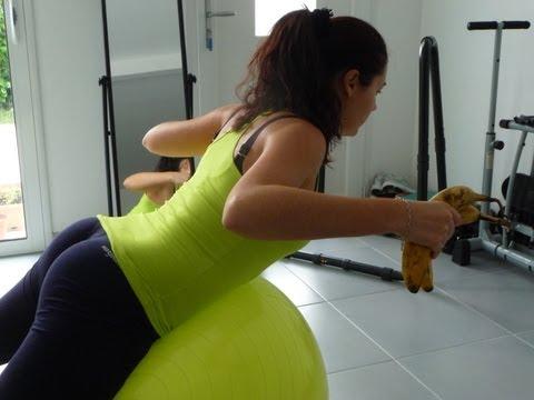 Les exercices pour le muscle lobkovo-coccygien de vidéo