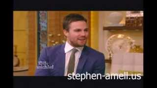 Live With Kelly & Michael - Interview 21/01/2014