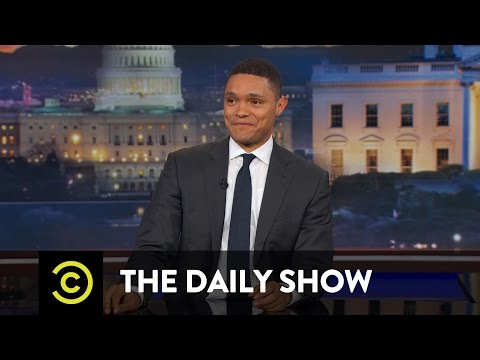 Between the Scenes - Trump's Dictator Tendencies: The Daily Show