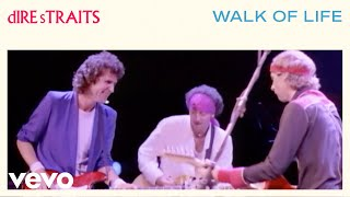 Dire Straits - Walk Of Life video
