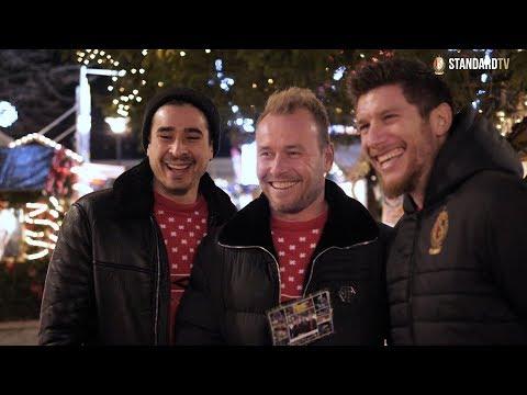 Le Standard de Liège vous souhaite un Joyeux Noël