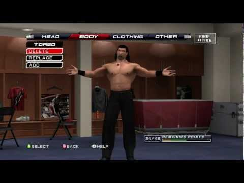 Download How To Make The Great Khali On WWE Smackdown Vs Raw 2011 HD Mp4 3GP Video and MP3