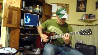 Joan Jett & The Blackhearts - I Love Playing With Fire (live) - guitar cover