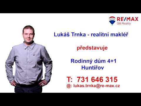 Video Prodej domu v osobním vlastnictví 160 m², Huntířov