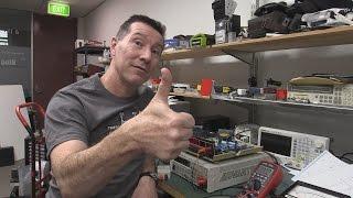 EEVblog #777   Keithley 177 Microvolt DMM Repair