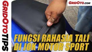 Bingung Fungsi Jok Motor Sport? Ternyata Punya Fungsi Rahasia
