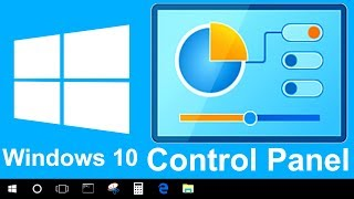 5 Ways how to find Control Panel in Windows 10 and Add Icon to the Desktop