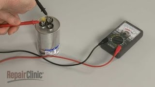 Motor Or Compressor Won't Run? Capacitor Test, Troubleshooting
