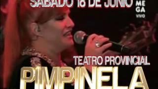PIMPINELA EN EL TEATRO PROVINCIAL DE SALTA 2016 GENERAL
