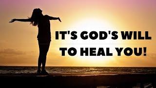 Powerful Healing Scriptures: Gods Word Heals You