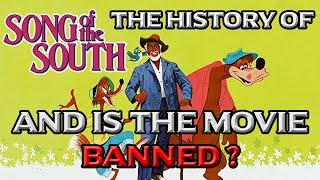 Song Of The South The History Of and Is It Banned? Walt Disney Studios
