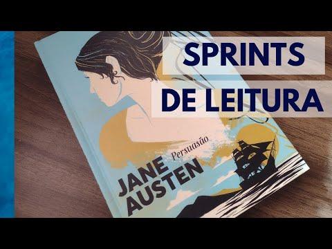 Sprints de leitura -  Persuasão, da Jane Austen (Capítulo 1)