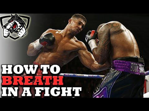 Download How to Breathe Properly in a Fight: Breathing Techniques for Fighters Mp4 HD Video and MP3