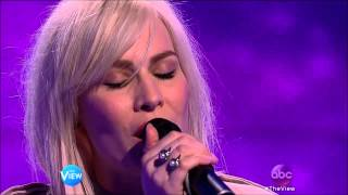 Natasha Bedingfield - Hope - The View 1 21 2015