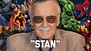 """Stan"" - Stan Lee Tribute Rap (Eminem) Marvel Comic Books   Daddyphatsnaps"