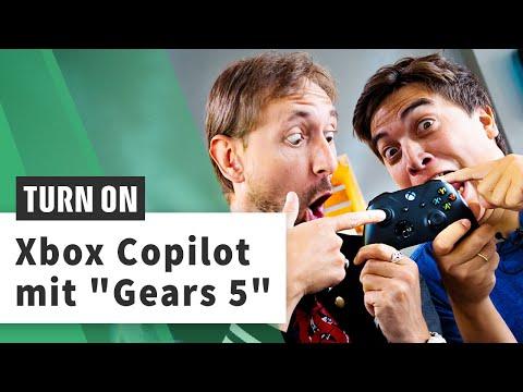Xbox One Copilot für barrierefreies Gaming: Zwei Spieler, ein Controller