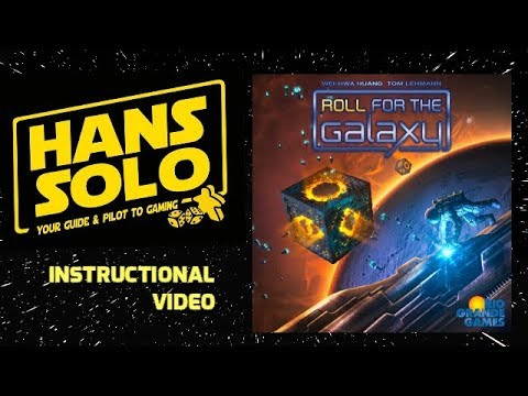 Hans Solo: Roll for the Galaxy