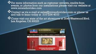 What Steve Mason from ESPN Radio AM 710 has to Say about Mir Audio Video