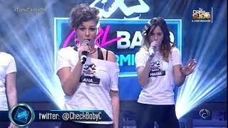 El Hormiguero 3.0 - Las primeras finalistas de la Girl Band 'Check Baby Check'
