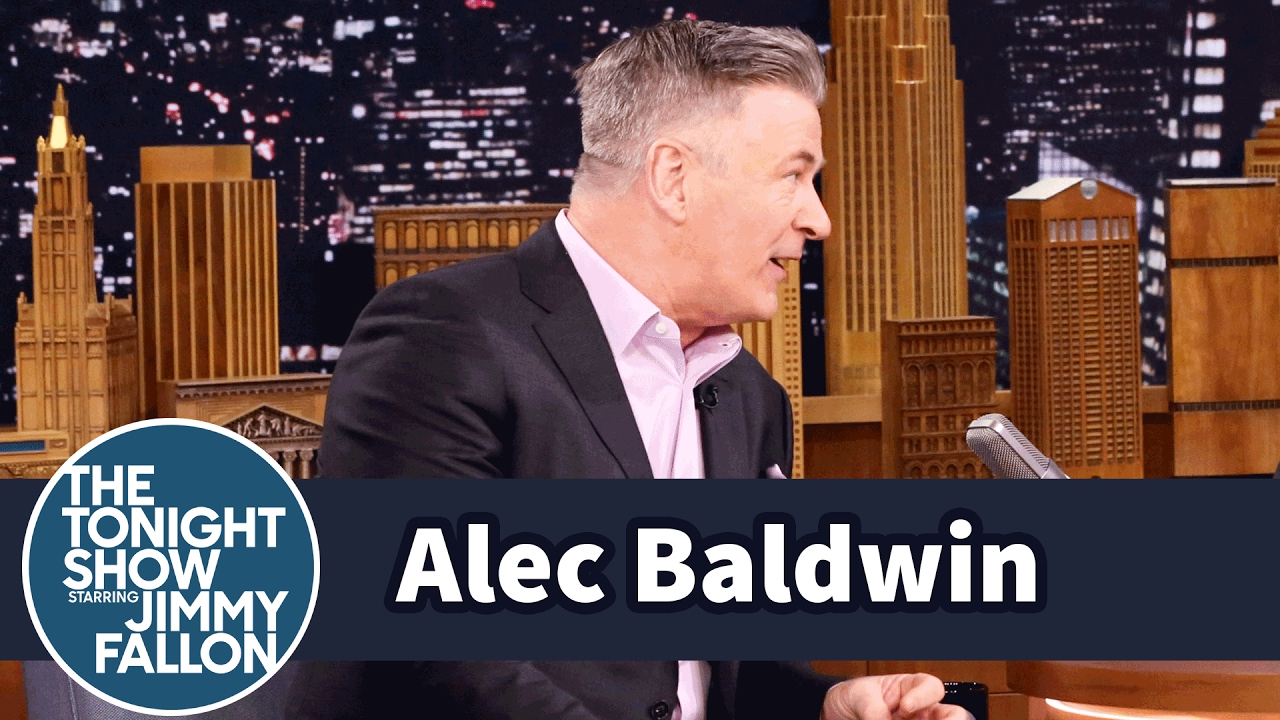 Alec Baldwin Named His Memoir After a Joke He Heard from Michael Gambon thumbnail