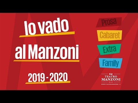 Teatro Manzoni / Video / Scopri La Nostra Nuova Stagione!