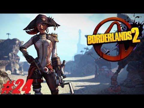 Borderlands 2: Captain Scarlet DLC Side Missions - Messages in Bottles (Part 24)
