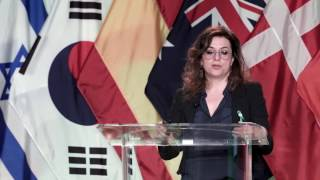 Featured Speaker Maria Spiropulu – 2017 NMO Roundtable Conference