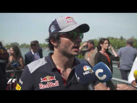 2017 Canadian Grand Prix: Driver Reaction