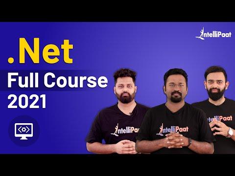 .Net Tutorial | .Net Framework Tutorial | Asp.net Tutorial | Learn Dot Net | Intellipaat