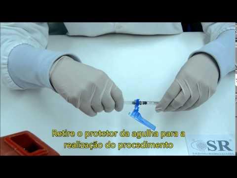 Como determinar a quantidade de insulina no corpo