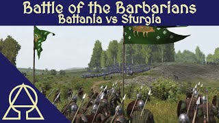 Battle of the Barbarians - Mount and Blade II Bannerlord
