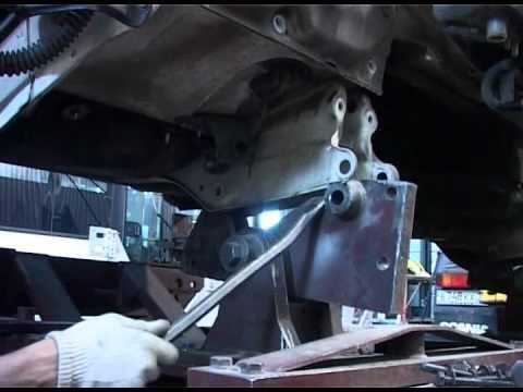Стапельный ремонт грузовых автомобилей