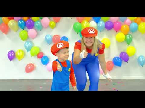 Super Mario Costume for Kids