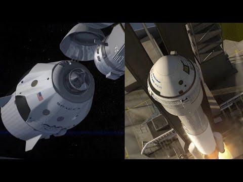 العرب اليوم - شاهد:القمر والمريخ أول وجهتين للرحلات الفضائية التجارية والسياحية