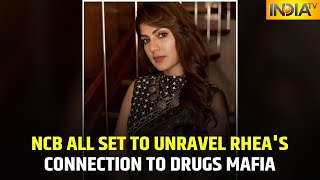 SSR Case: NCB Books Rhea Chakraborty For Dealing In Narcotics, Agency To Probe Actress Drug Links  IMAGES, GIF, ANIMATED GIF, WALLPAPER, STICKER FOR WHATSAPP & FACEBOOK