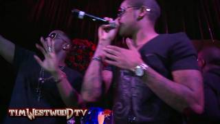 Diddy & Chipmunk Champion live - Westwood