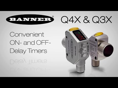 Q4X On- and Off- Delay Timers Demonstation