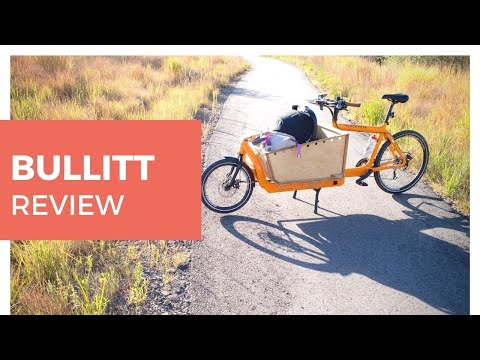 Larry vs Harry Bullitt Cargo Bike Review