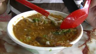 preview picture of video 'Siam Asam Laksa, P1, Nan Guang, Balik Pulau, Food Hunt, PHv2, P99'