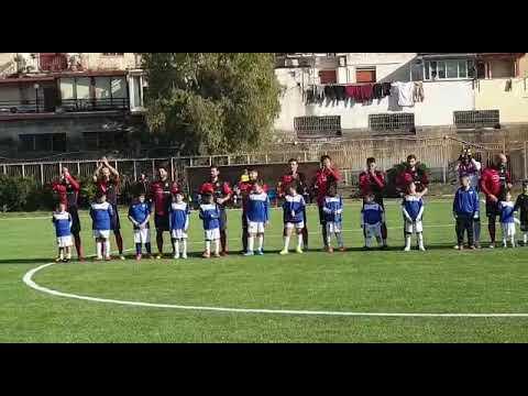 immagine di anteprima del video: BARRESE F.C. Vs STABIA FRIENDS: 3-1