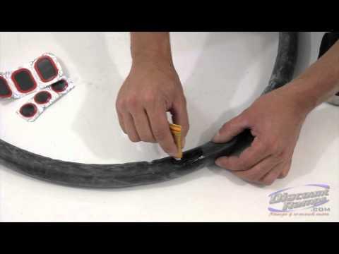 Πως να φτιάξετε ένα τρύπιο λάστιχο ποδηλάτου