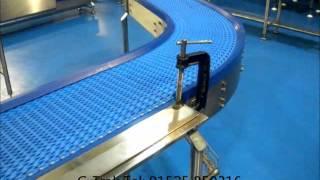 Модульные конвейерные ленты SCANBELT от компании Группа Компаний КабельСнабСервис - видео 3