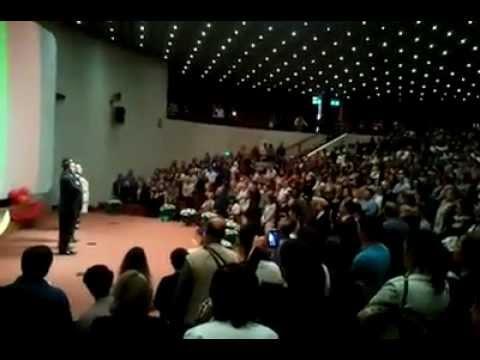 Preview video Imnul National al Romaniei la Florenta