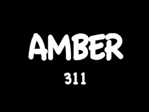 311 Amber Chords
