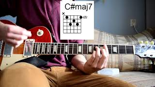 Rex Orange County   Sunflower Guitar Lesson
