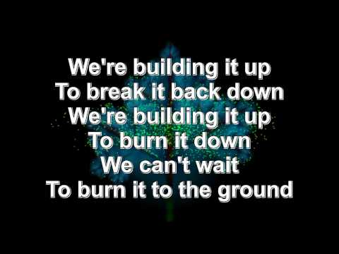 Burn It Down- Linkin Park (Lyrics) HD